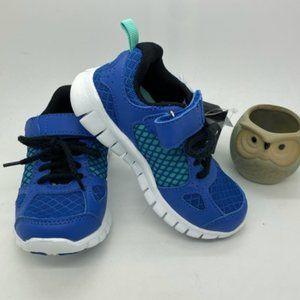 Boys Shoes Aerosport Thrilled Jnr Blue Sneakers